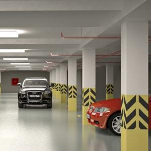 Автостоянки, паркинги Елань-Коленовского