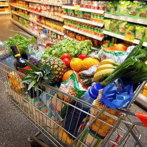Магазины продуктов Елань-Коленовского