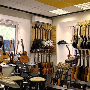 Музыкальные магазины Елань-Коленовского