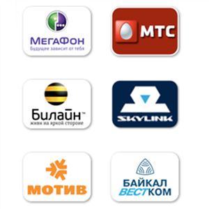 Операторы сотовой связи Елань-Коленовского