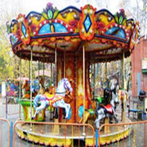 Парки культуры и отдыха Елань-Коленовского