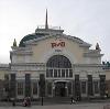 Железнодорожные вокзалы в Елань-Коленовском