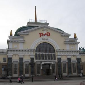 Железнодорожные вокзалы Елань-Коленовского